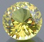 Gelber Saphir